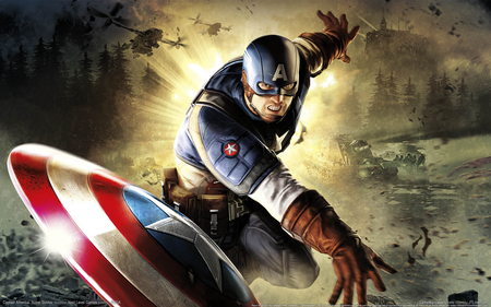 action, adventure, captain america