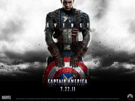 america, captain, chris, evans, movies