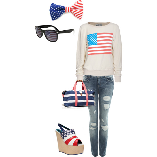 america, set, sets, glasses, shoes