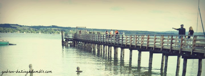 ammersee, bridge