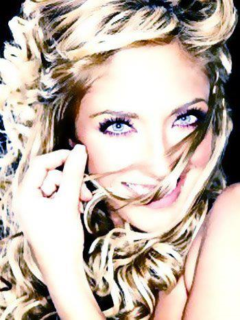 anahi, beautiful, perfect, blonde