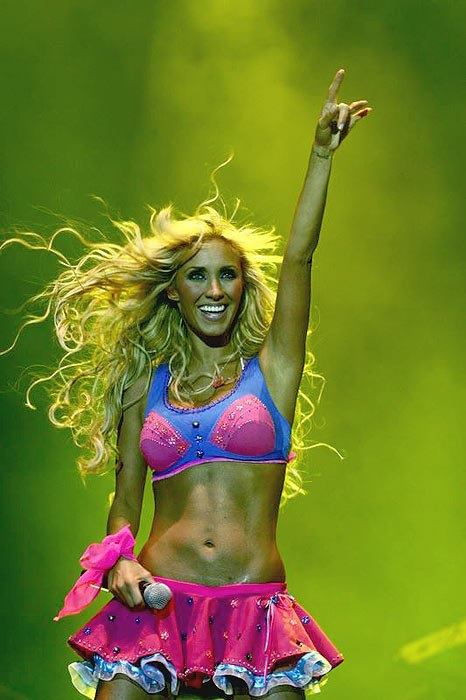 anahi, cantante, beautiful