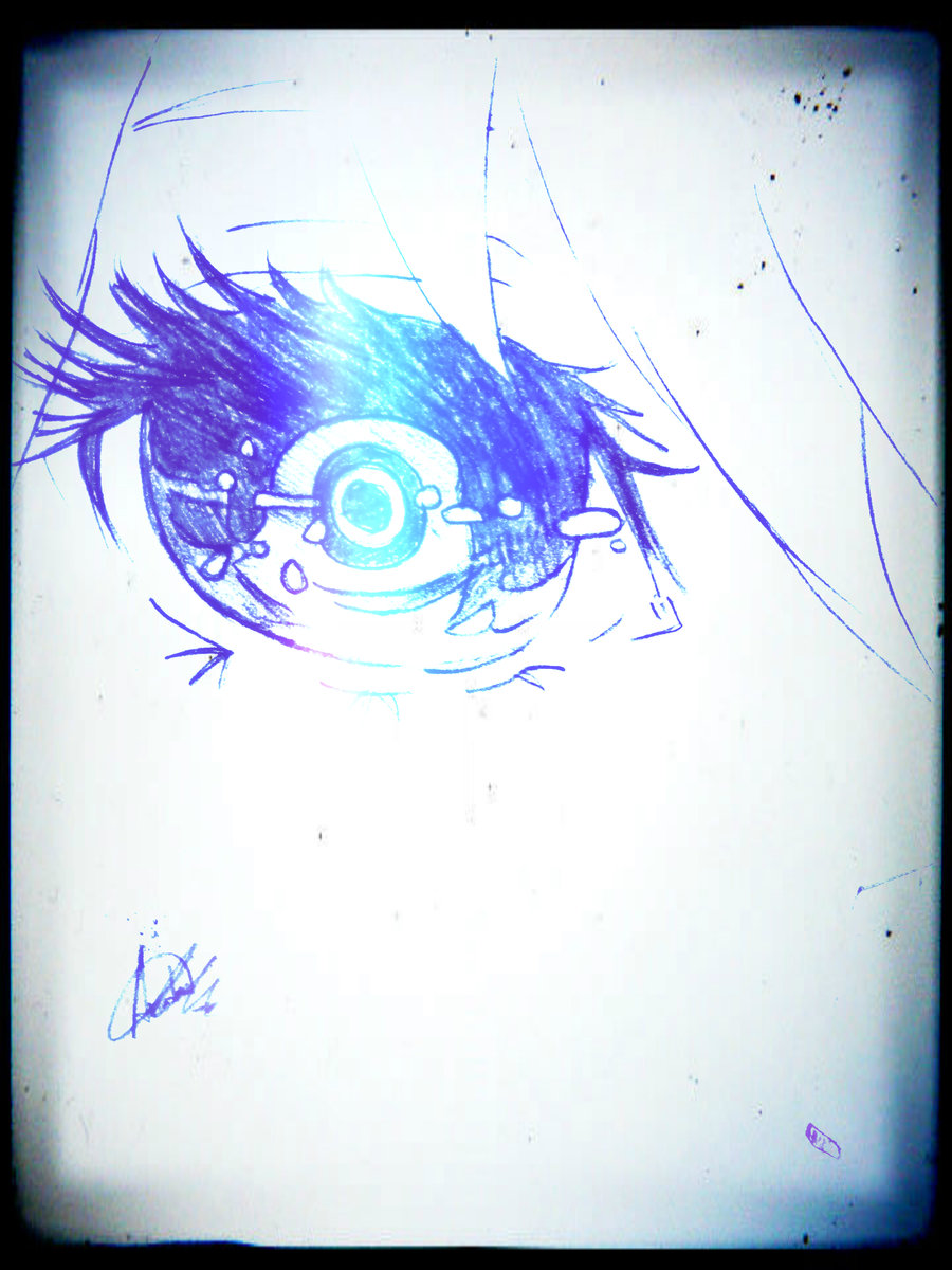 anime eye