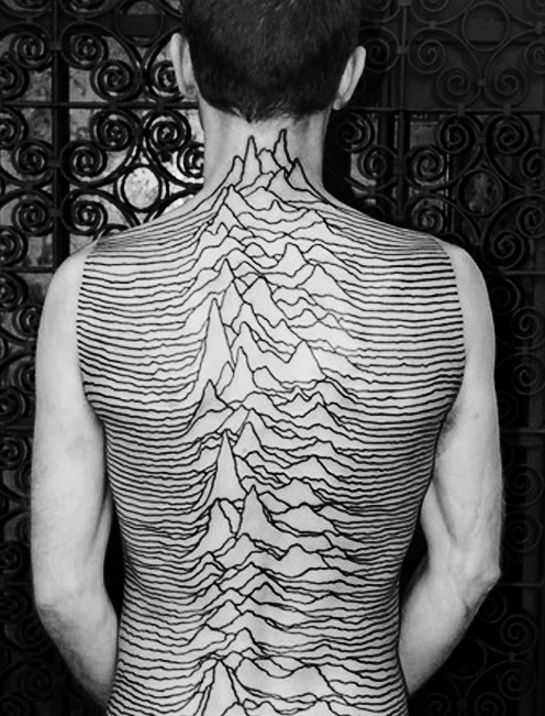 art, back, black and white, cool, earthquake