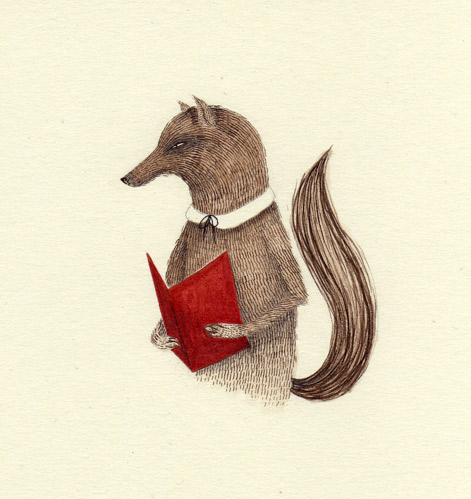 art, books, cute, illustration, julianna swaney
