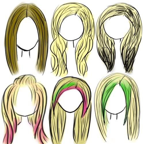 Hairstyle Evolution : avril lavigne, princess, hairstyle, scene hair, emo hair - image ...