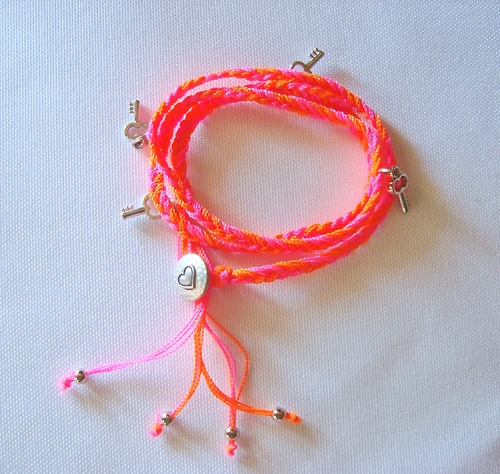aztec, bracelets, colors, fashion, neon