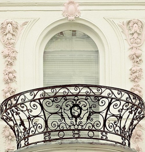 Balcony romantic beautiful tumblr image 541614 on for French juliet balcony