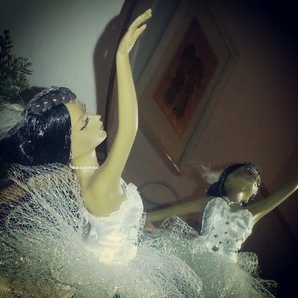 ballet, dance, doll