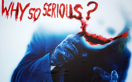 batman, entertainment, joker, movies, why so serious
