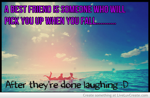 best friends, love, pretty, quotes, quote - image #558744 on ...