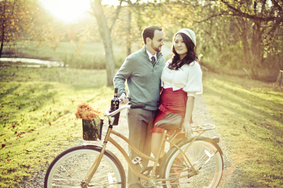 bike, love, landscape, photography, cute