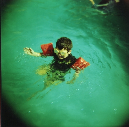 blankituss, summer, boy, children, wimming po