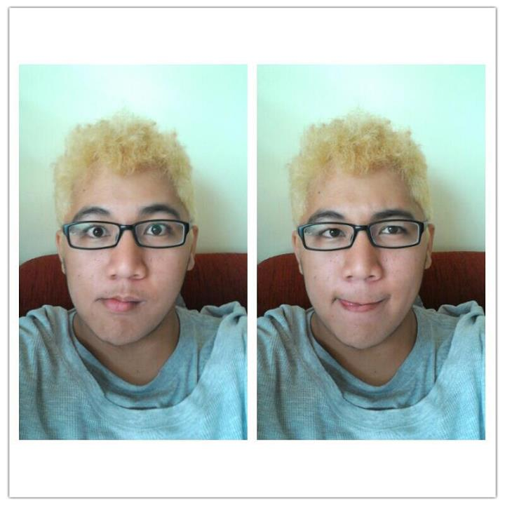 blonde, boy, funny, glasses, hair