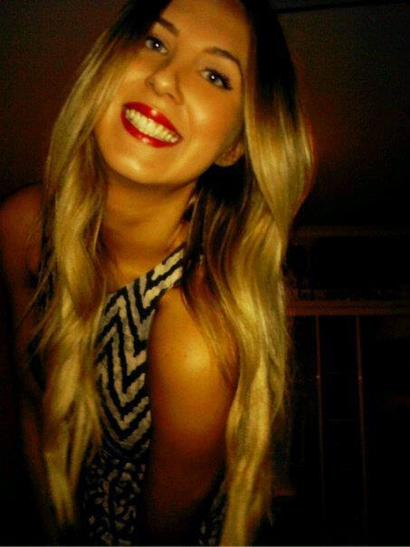 blonde, hair, smile, lips, beautiful
