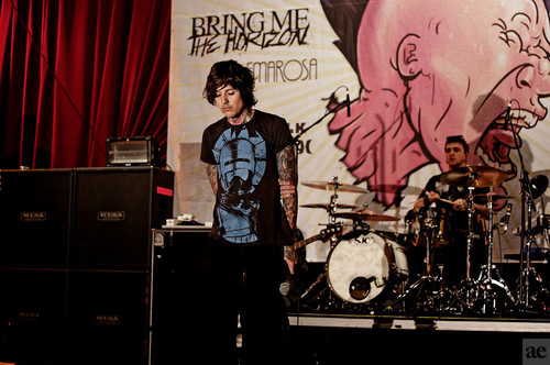 art, beautiful, bmth, bring me the horizon, couple, cute, fashion, hair, matt nicholls, oliver sykes, photography, pretty, show