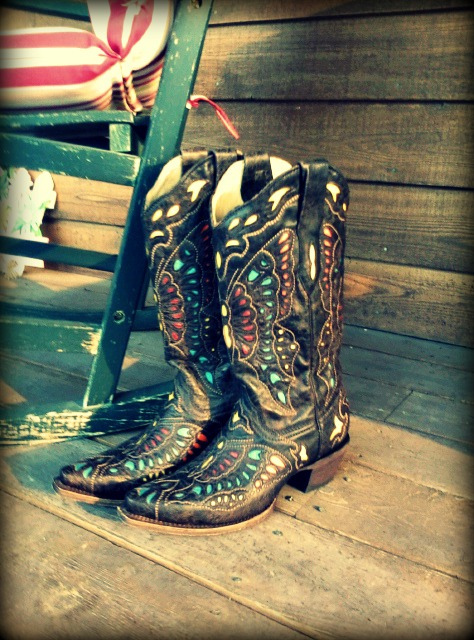 boots country photography vintage art image 557052