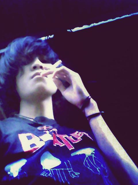 boy, alone, smoking, stay
