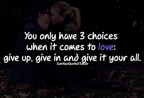 boy, girl, kiss, love, sumnanquotes