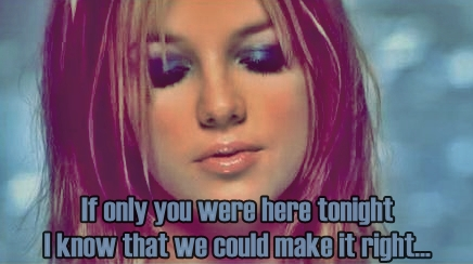 britney, britney spears, song quotes, girl, sad