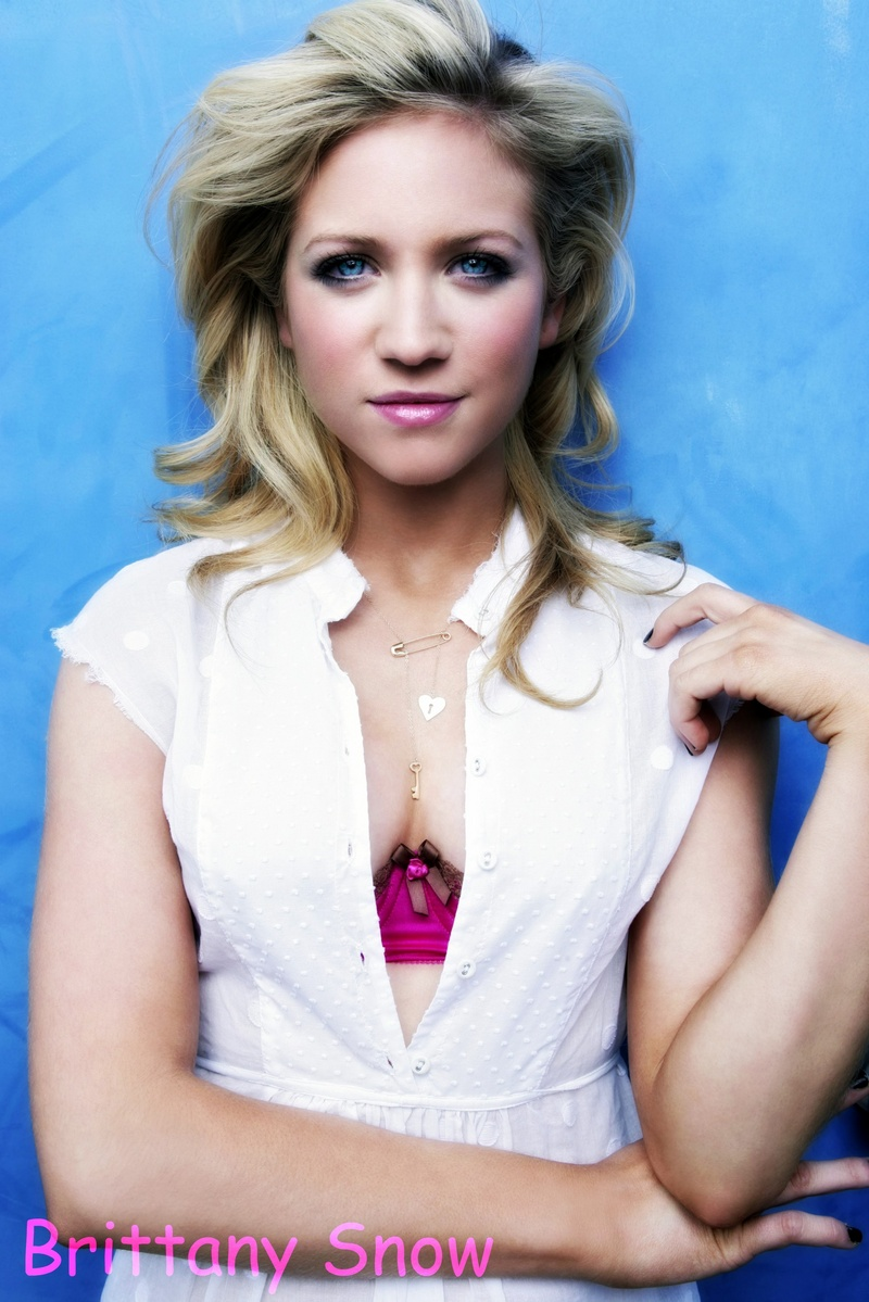 brittany snow, cute, sexy, girl, love