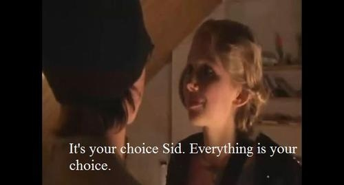 cassie, choice, love, sid, skin