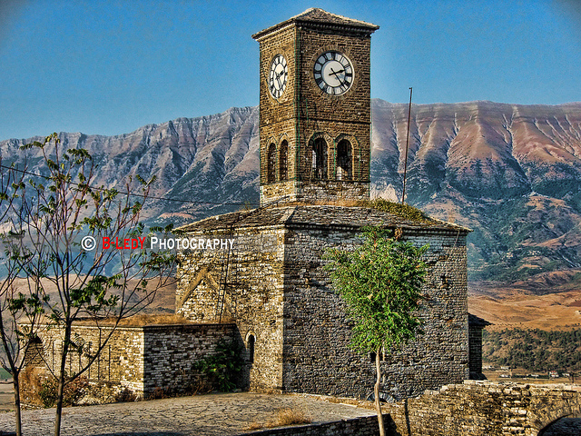 castle of gjirokastra, albania