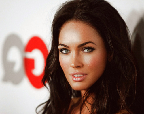 art, beautiful, celebrity, couple, cute, famous, fashion, hair, hot, megan fox, photography, pretty, sexy