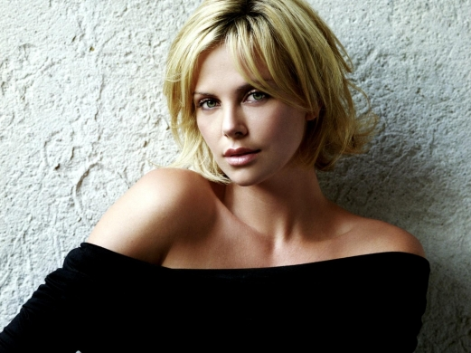 charlize theron, celebrity, girl, blonde