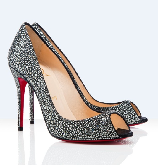 christian louboutin outlet, christian louboutin peep toe, christian louboutin strass