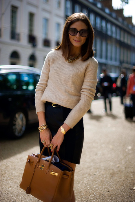 city, faashion, feminin, girl, olivia palermo