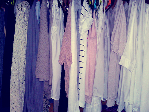 closet, white, cute, sweet, fashion