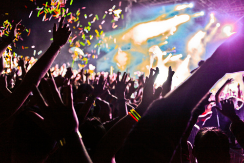 beautiful, club, color, concert, cool, fashion, hand, hands, party, people, photo, photography, rockin, style
