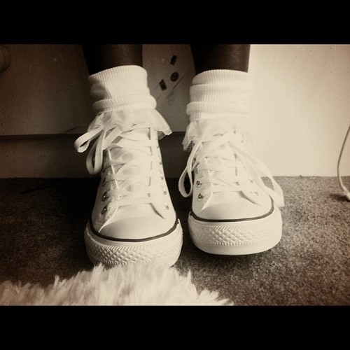 converse, thrilly socls