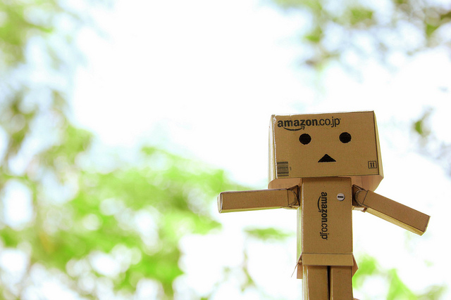 danbo, fly, cute, doll