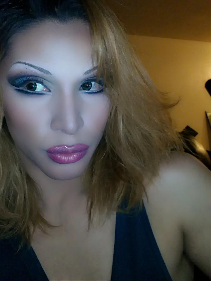 drag queen, make up