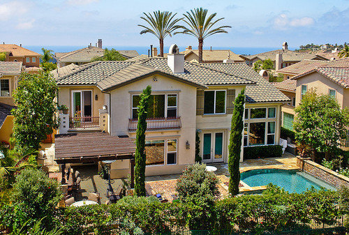 dream home, mansion, luxury, summer