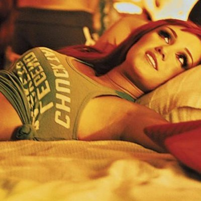 cute, dulce maria, nice, rbd red hair, sexy