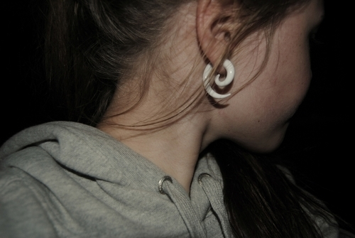 earing, love, white, want, cute