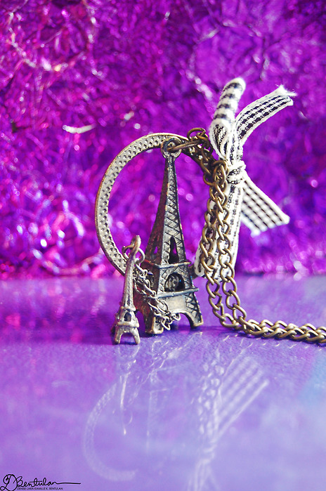 eiffel tower, france, french, necklace, paris