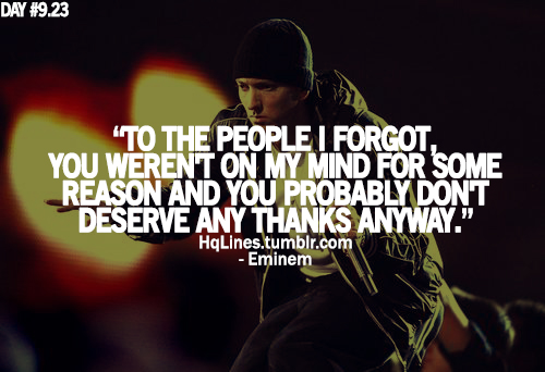 eminem, hqlines, love, life, sayings