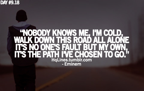 eminem, recovery, sayings, quotes, hqlines