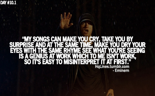 eminem, swag, love, life, sayings