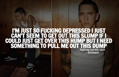 eminem, hqlines, life, love, lvoe, quote, quotes, sayings, swag