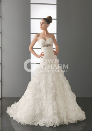 Cheap Dress on Waist Wedding Dresses  Empire Wedding Dresses  Cheap Wedding Dresses