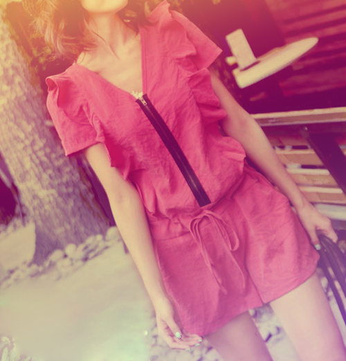 beautiful, cute, fashion, girl, nice, pink, red, sexy, shorts, sweet, white, woman