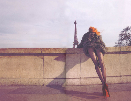 art, beautiful, couple, cute, fashion, girl, hair, legs, model, paris, photography, pretty
