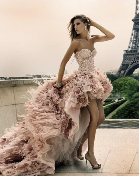 fashion, paris, dress