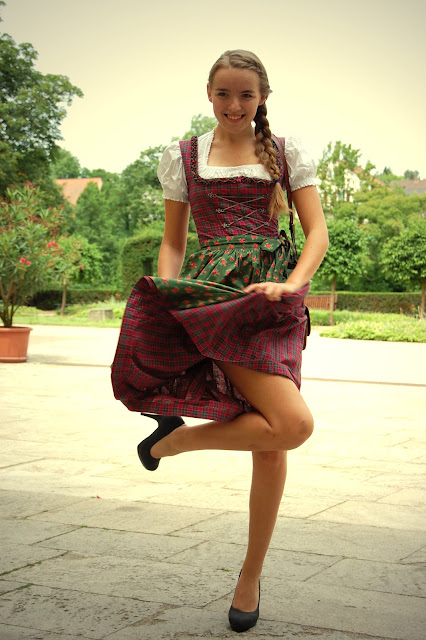 dirndl, fashion, wiesen