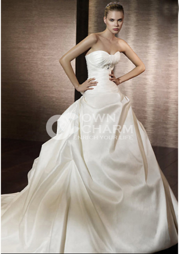 fine if you find a designer gown you love try it on or try on similar